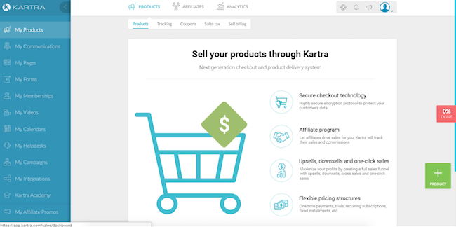 Kartra WordPress